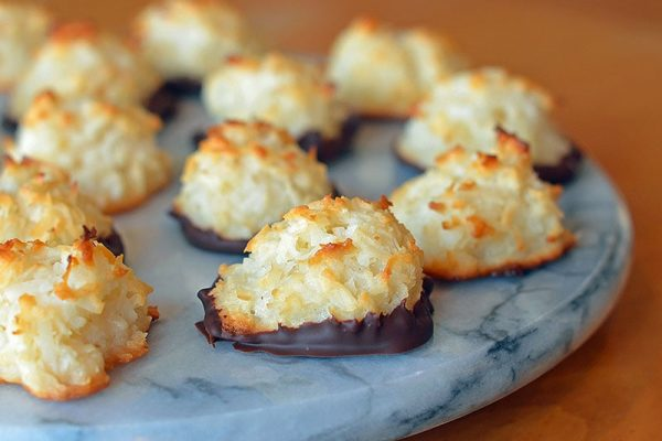 Kokosové koláčiky (cookies)