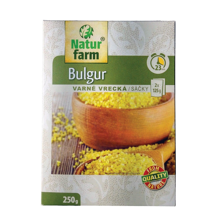 BULGUR - 2 x 125 g