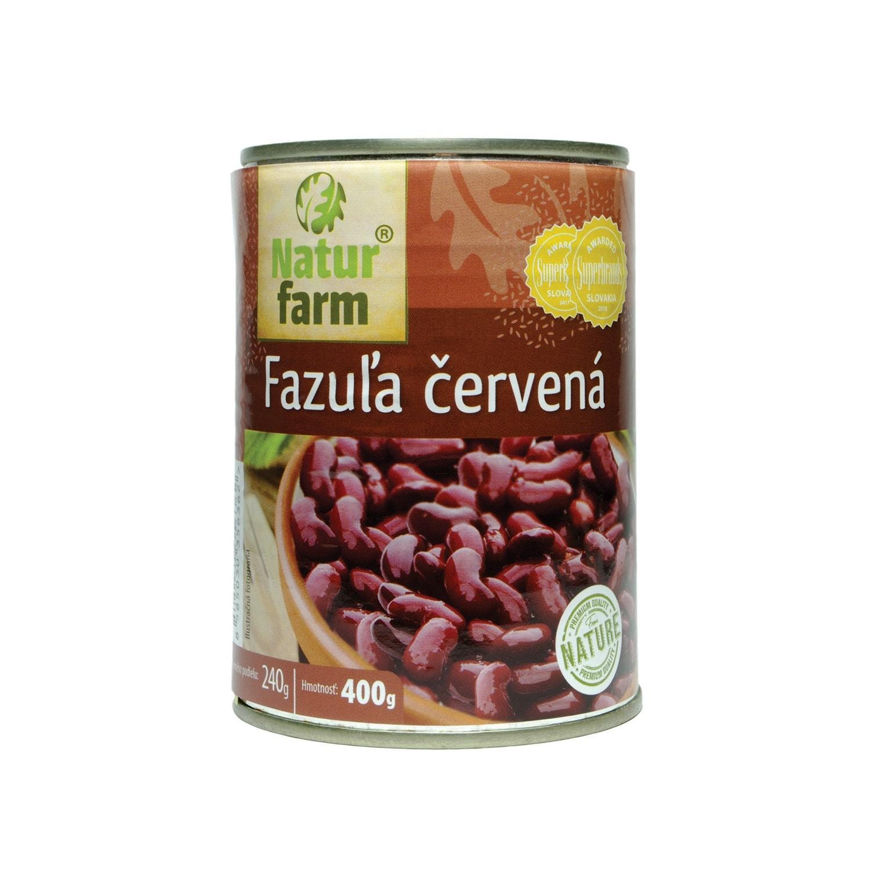 FAZUĽA ČERVENÁ - 400 g