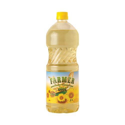FARMER 100% SLNEČNICOVÝ OLEJ - 2 L