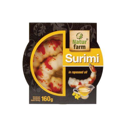 Surimi s krabou arómou v repkovom oleji 160 g